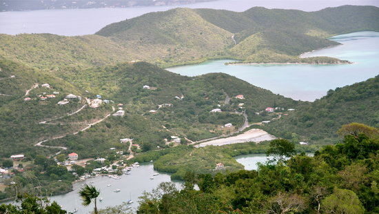 St. John: view from the top