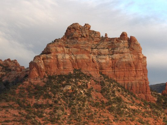 Creekside Inn at Sedona: beauutiful red rocks of Sedona