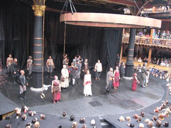shakespeare globe theatre. Read Shakespeare#39;s Globe