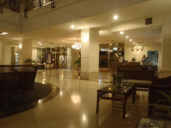 Lobby of the Palasia Hotel. - Courtesy of media-cdn.tripadvisor.com