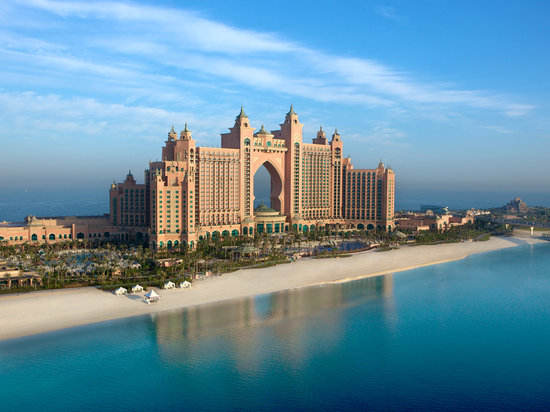 Delphinarium de Dubai Atlantis-the-palm