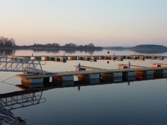 Fermanagh Lodges: Marina