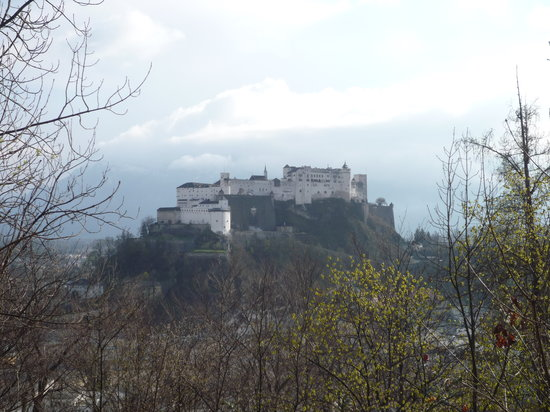 Salzburg Fortress