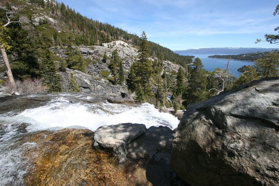 South Lake Tahoe, Kaliforniya: Lake Tahoe