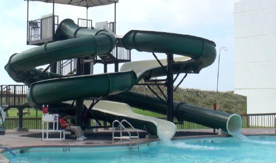 Port Royal Ocean Resort & Conference Center: slide