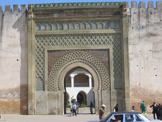 alojamientos bed and breakfasts en Meknes 