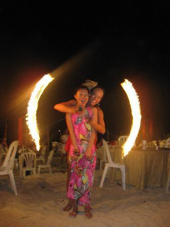 Sheridan Villas: FIRE DANCER WITH MY DAUGHTER