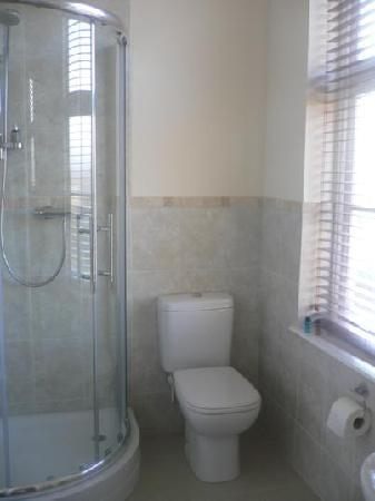 Ashbank B&amp;B: En-suite bathroom