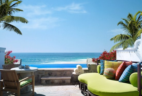 One & Only Palmilla Resort: Pool Casita