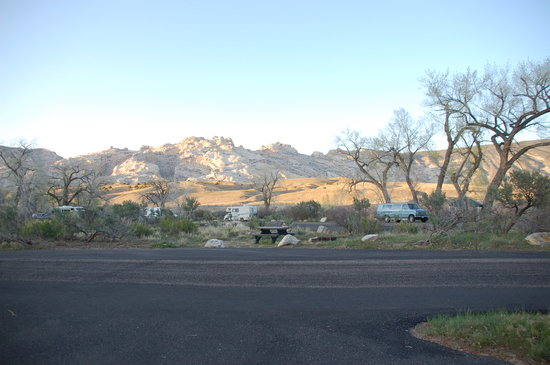 Photo of Green River Campground Dinosaur