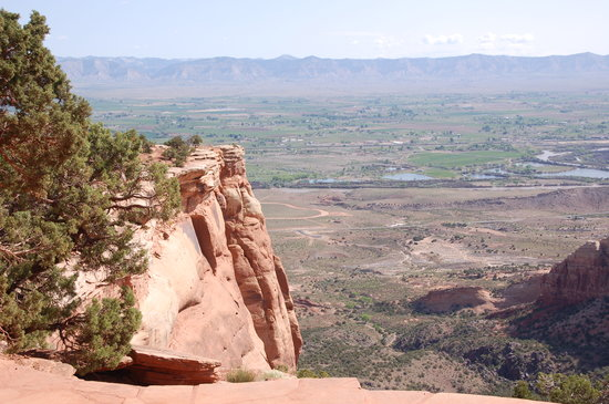 Fruita, Колорадо: View within walking distance of the campground