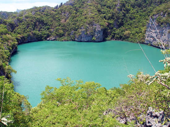 Bophut, Thailand: Real Emerald Lagoon