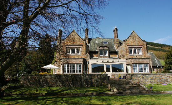 Photo of Windlestraw Lodge Scottish Borders Walkerburn