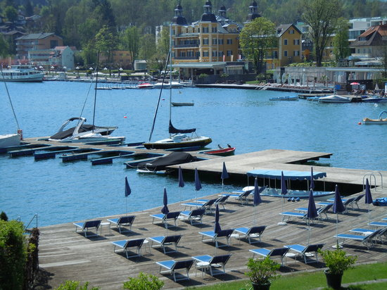 Bed and Breakfast i Velden