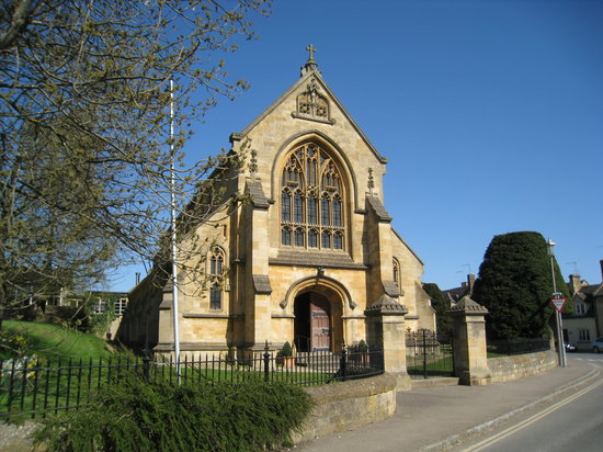 Chipping Campden, UK: Saint Catherine Catholic Church