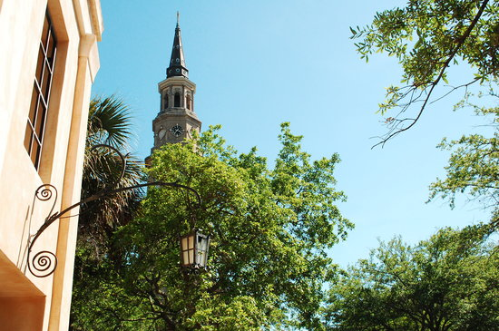 Charleston, SC: One of many fine churches