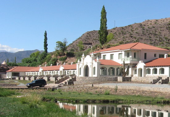 Hotel Huacalera