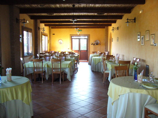 Colle Degli Ulivi: ristorante2