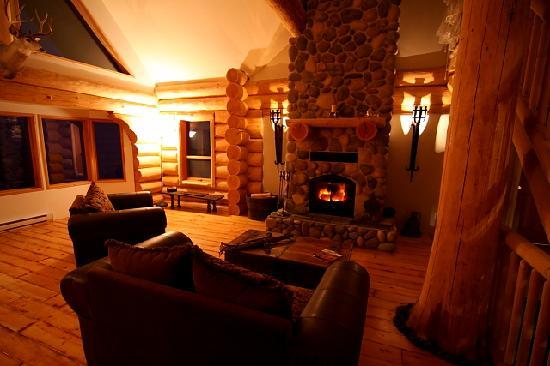 Clearwater Springs Ranch: Relaxing Great Room
