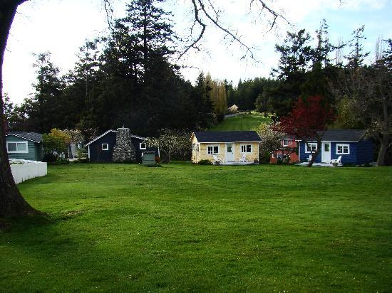 Chevy chase cabins picture of port townsend washington for Chevy chase beach cabins