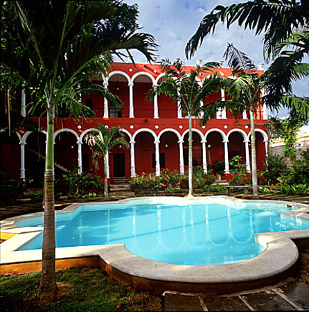 The Villa Merida Hotel