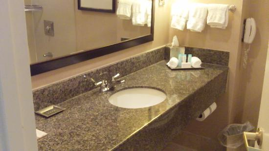 Sitting Area Picture Of Hilton Hasbrouck Heights Meadowlands Hasbrouck Heights Tripadvisor