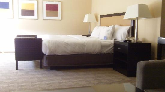 King bed picture of hilton hasbrouck heights for 650 terrace avenue hasbrouck heights
