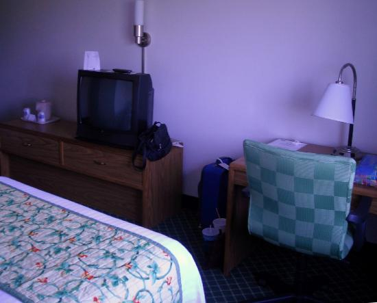 Fairfield Inn Lexington Keeneland Airport: Our room