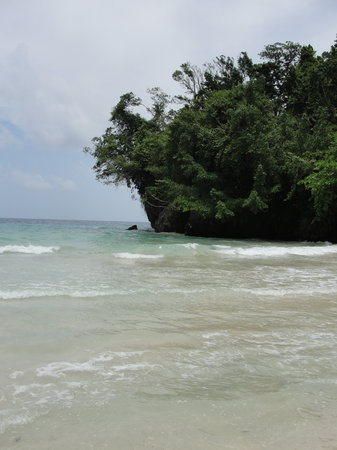 Port Antonio, Jamajka: Frenchman's Cove