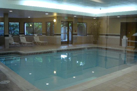 Courtyard by Marriott Portland Southeast: Small indoor pool