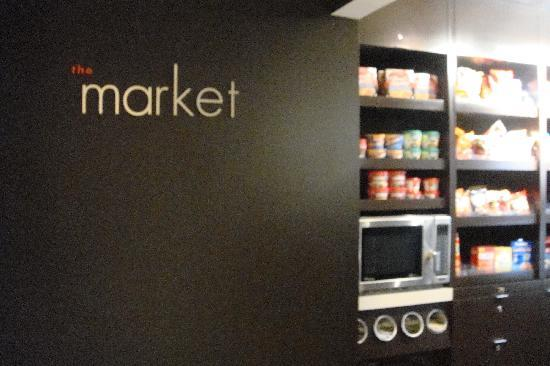 Courtyard by Marriott Portland Southeast: The Market