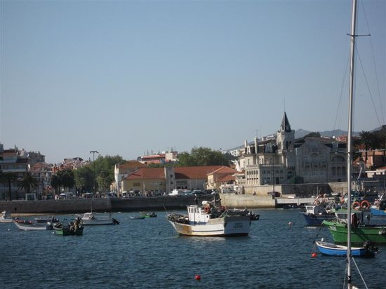 Cascais, Portugal : A beautiful fishing village