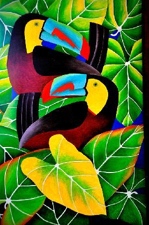 Cerro Plano, Costa Rica: original and exclusive works-meet some of our artists
