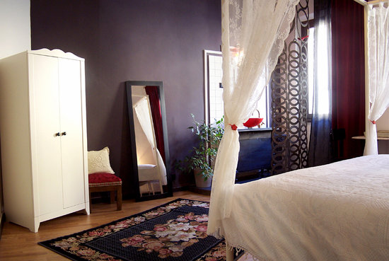 B&amp;B Il Cielo: sula bed room