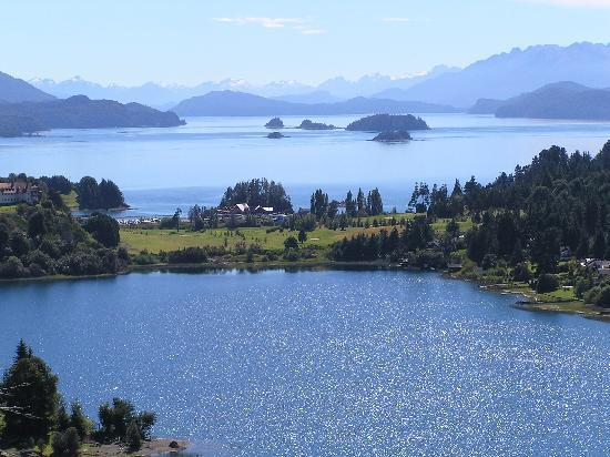 La Patagonia, Argentina: Bariloche lakes district- wow !