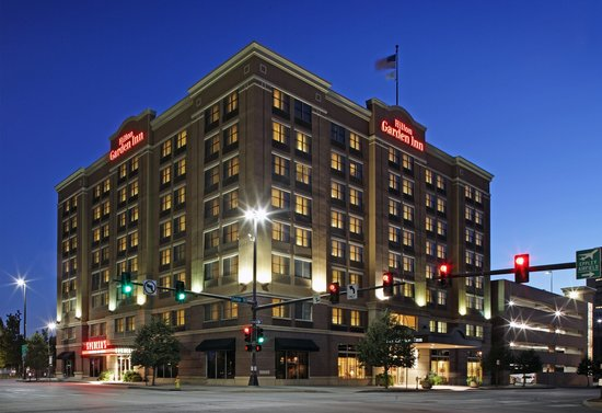 Hilton Garden Inn Omaha Downtown / Old Market Area: Welcome