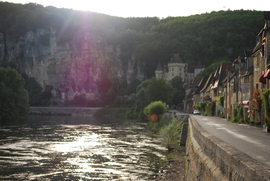 La Roque-Gageac, Francia: Belle Etoile in Roque Gageac early evening