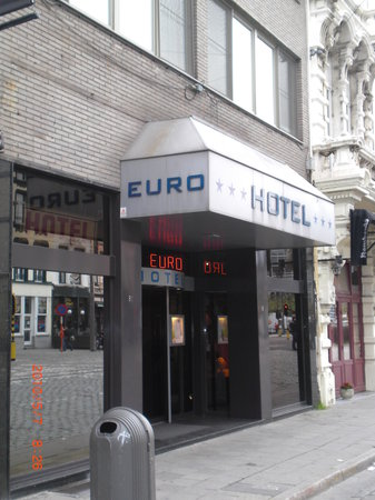 Photo of Euro Antwerp