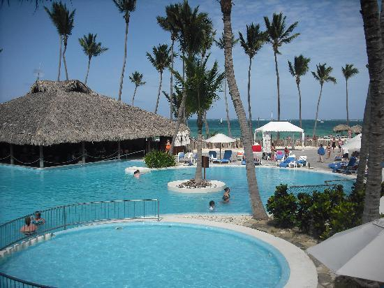 Dominican Republic: the pool
