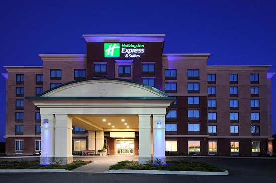 Holiday Inn Express Hotel &amp; Suites Halifax Airport: Modern New Facility near Airport