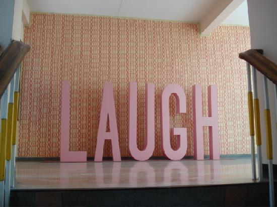Miami Hotel: Laugh while climbing the stairs