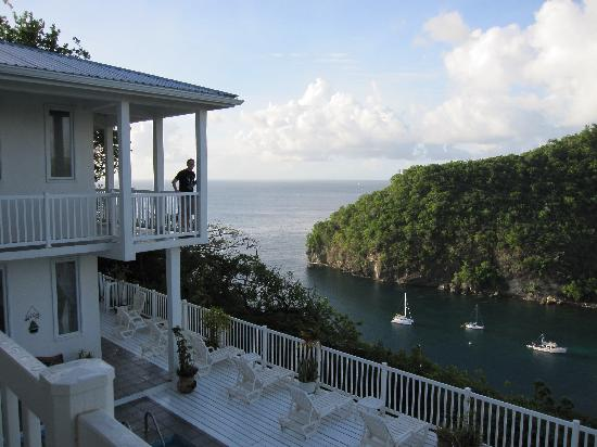The Inn On The Bay, Marigot Bay