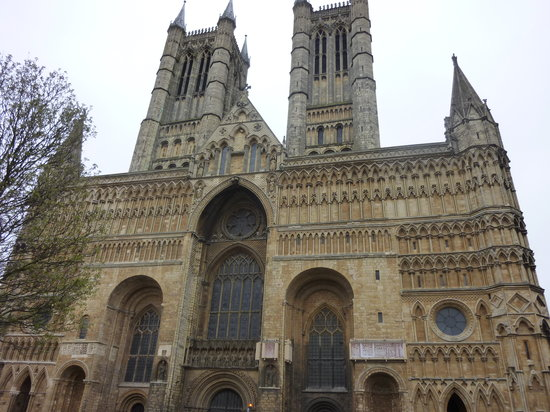 202 Guest House: Lincoln Cathedral