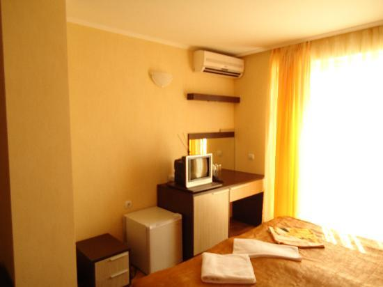 Hotel Lotos: Room