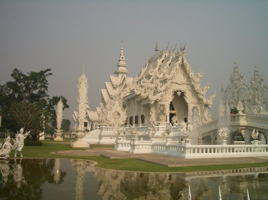 Chiang Rai, Thailand: White Temple