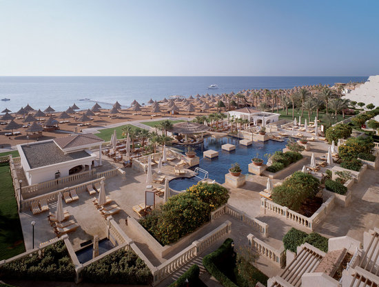 Sheraton Sharm Hotel, Resort, Villas & Spa : Main Hotel