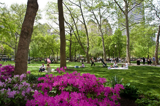 Philadelphia, PA: Rittenhouse Square- Photo by J. Smith for GPTMC