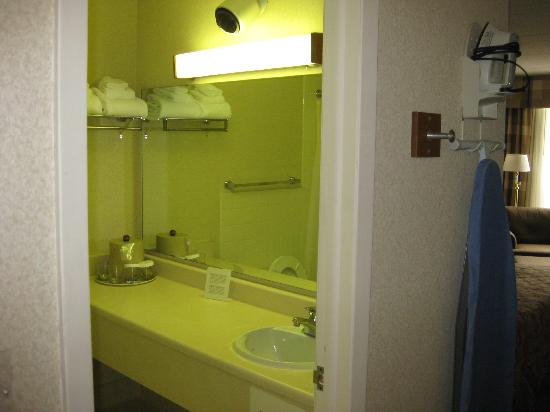 AmericInn Hotel &amp; Suites International Falls: Bathroom