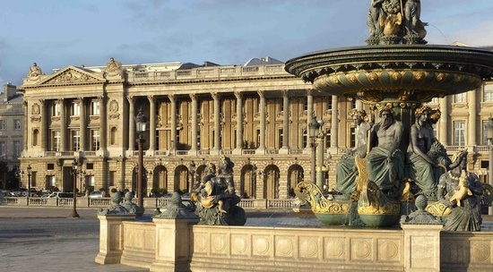 Hotel de crillon paris france hotel reviews tripadvisor for Hotels unis de france