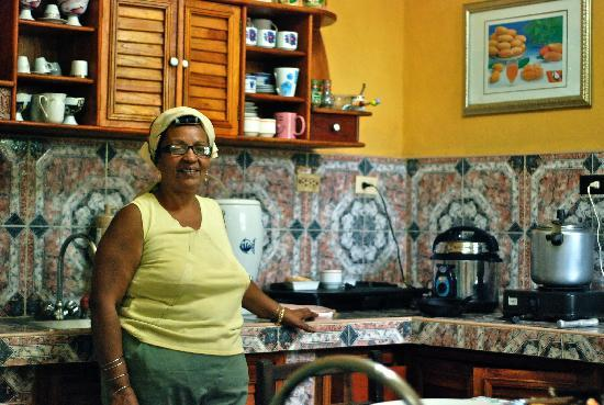 Narcisa In The Kitchen Picture Of Casa Narcisa Y Nelson